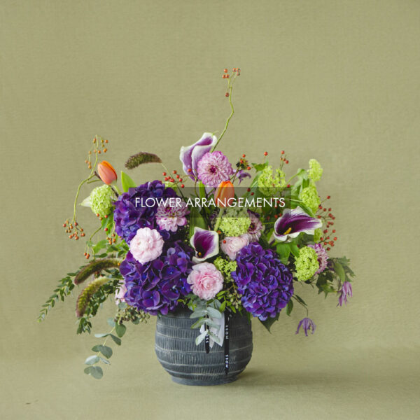 1 Flower Arrangements