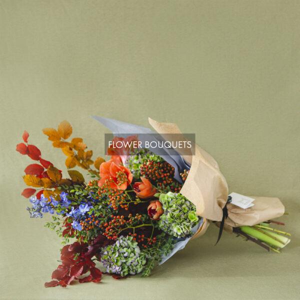 2 Flower Bouquets