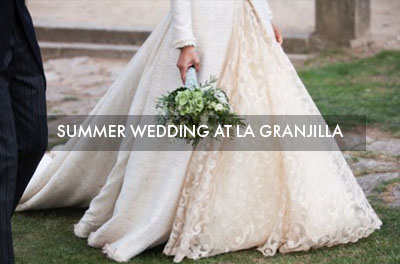 Summer Wedding at La Granjilla